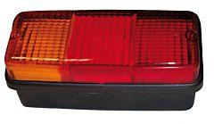 Fanale posteriore DX 3 funzioni 3 lampadine