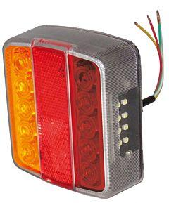 Fanale Led posteriore DX/SX a 4 luci