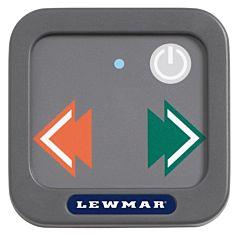 Pannello thruster swing Lewmar