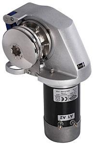 Verricello Italwinch Obi  700 W - 12 V senza campana - barbotin 6 mm