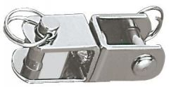 Girella inox 13 x 15 mm
