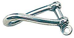Grillo inox ritorto microfuso 10 mm
