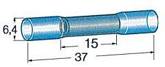 Tubetto preisolato 2,5-6 mm²