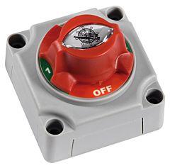 Mini interruttore/deviatore batteria 1-2-BOTH-OFF