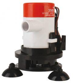 Pompa aeratrice per vasche esche/pescato 12V