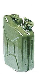 Tanica benzina metallo 10 l
