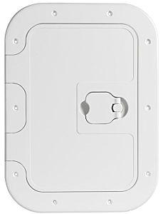 Portello esterno bianco 280 x 380 mm