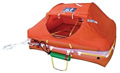 Zattera Oceanlife con Grab Bag 4 posti valigia