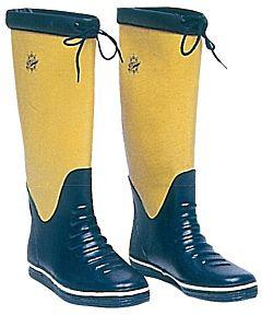 Stivale skipper giallo tg.37