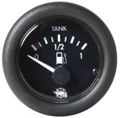 Indicatore livello carburante 24 V nero