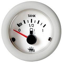 Indicatore livello carburante 12 V bianco