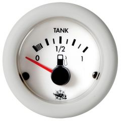 Indicatore livello carburante 24 V bianco