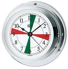Orologio Barigo con radiosettori cromato