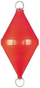Gavitello bicono 500 x 1030 mm rosso