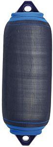 Copriparabordo F02 blu testa elastica, in PP