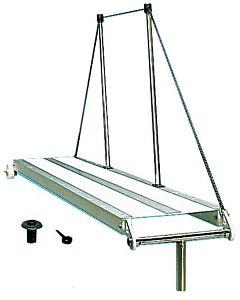 Passerella in lega leggera fissa 200 cm