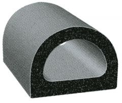 Profilo autoadesivo TPV bianco 17,5 x 16,9 mm