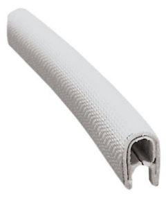 Profilato PVC bianco 1,5 x 4 mm