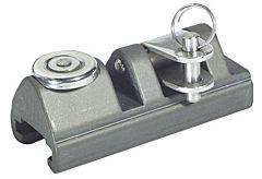 Terminale rotaia 25 mm