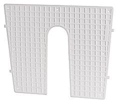 Tavoletta proteggi poppa plastica versione esterna scaricata