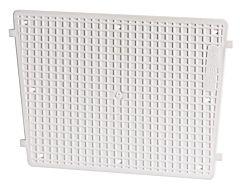 Tavoletta proteggi poppa plastica 30 x 22 cm