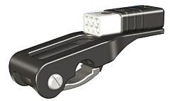 Luce orientabile a LED per Barbecue Magma