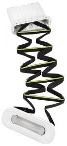 Scaletta emergenza ad incasso 7 gradini ISO 15085
