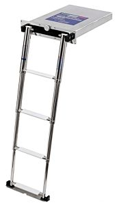 Scaletta a scomparsa 3 gradini versione evoluta