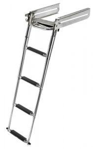 Scaletta sotto plancetta 4 gradini XL