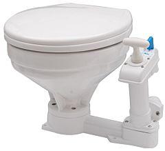 WC manuale tazza grande