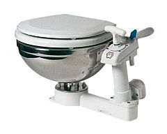 WC acciaio inox