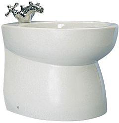 Bidet ceramica basso smussato