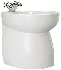 Bidet ceramica alto smussato
