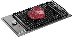 Barbecue elettrico inox
