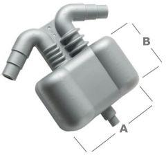 Separatore acqua/gas 2,5 l
