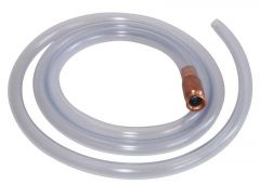 Pompa manuale travaso liquidi tubo 15 mm