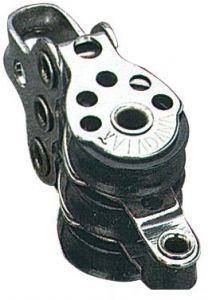 Microbozzello inox 3 pulegge arricavo 17x5