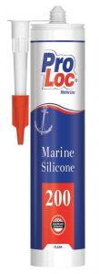 Silicone marino ProLoc 200 trasparente 50 ml