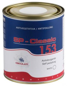 Antivegetativa autolevigante Classic 153 bianca 0,75 l