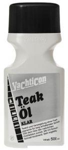Teak oil Yachticon chiaro