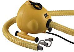 Gonfiatore elettrico 220 V 1600 l/min 600 W