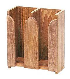 Porta tazze teak 212x103x250 mm
