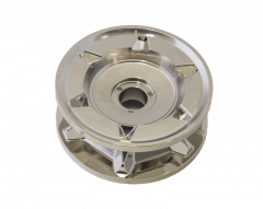 Kit Barbotin VX2/3 10mm DIN766