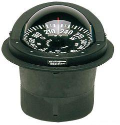 X AUTOHAUX 2pz Sfera Bussola Auto Ventosa Cruscotto Montaggio Navigazione Nero