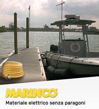 Materiale elettrico Marinco, senza paragoni né compromessi