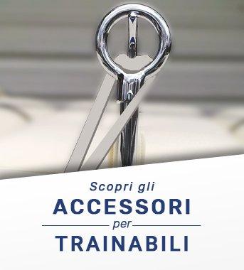 Scopri la gamma completa di accessori per trainabili!