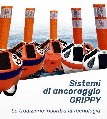 Sistemi di ancoraggio Grippy, quando la tradizione incontra la tecnologia